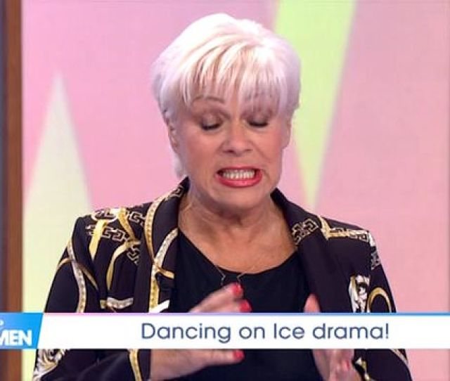 Denise Welch Says Gardiners Comments Were Fat Shaminghttps Metro Co Uk Video Denise Welch Says Gardiners Comments Fat Shaming