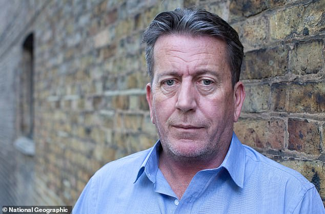 Jimmy Kelly, pictured in Banged Up Abroad, was in his late forties and living with his parents in Watford, London when a redundancy payout offered him the chance to move to Thailand