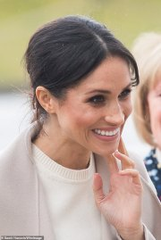 meghan markle avoided grey