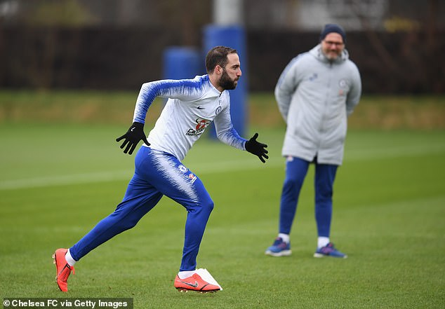 Chelsea rely on Father and son relationship to help the blues regain form 9028250 6635935 image m 23 1548545460992