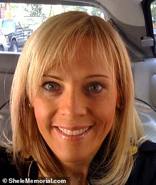 UBS executive Shele Danishefsky (pictured) was in the midst of divorcing her husband Rod Covlin when he murdered her on December 31, 2009