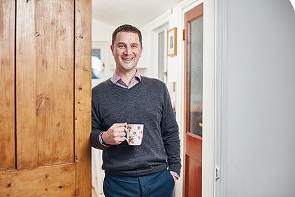 Kevin Bird, 40, from Stevenage in Hertfordshire