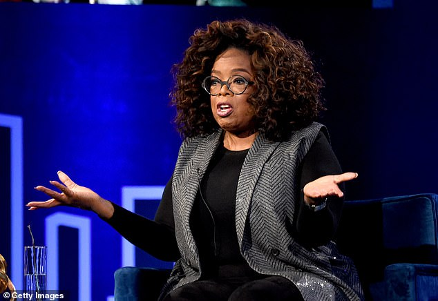 O'Rourke spoke to Oprah Winfrey for her'Oprah's SuperSoul Conversations from Times Square' event on Tuesday