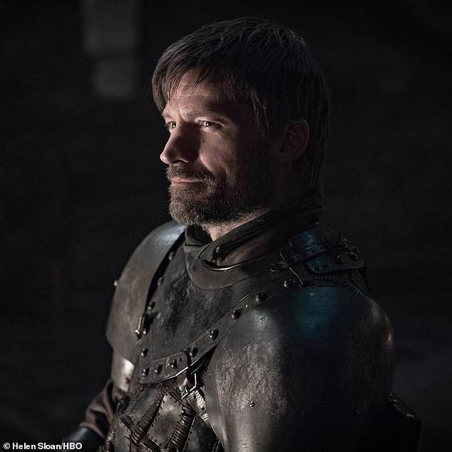 Robust: Jaime saw smiling but slightly confused while wearing shabby armor, although it was unclear where he was staying