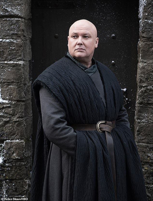 The Spider: Lord Varys, played by Conleth Hill, was seen in Winterfell while he continued working with Daenerys