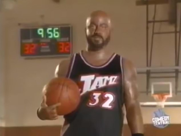 Problematic: Other celebrities like Jimmy Kimmel (above), Sarah Silverman, Robert Downey Jr., and Ted Danson were called out over using blackface around the same time