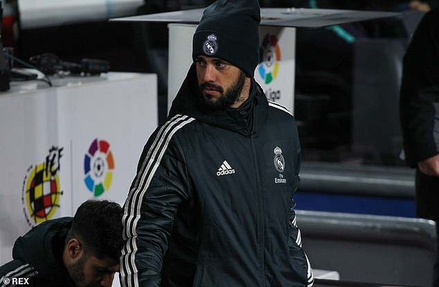 It used to be a case of 'no Isco, no disco' at Real Madrid before Santiago Solari took charge  Real Madrid to offer player plus cash to Chelsea to sign Eden Hazard 9565366 0 image a 64 1549642082574