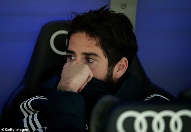 Without Isco Real Madrid have greater intensity, defend better and are offensively more direct  Real Madrid to offer player plus cash to Chelsea to sign Eden Hazard 9565406 0 Real Madrid without Isco in the side play with greater intensity a 81 1549643073102