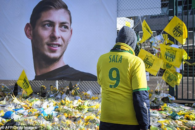 Achartered flight company is trying to profit from the tragic death of Emiliano Sala