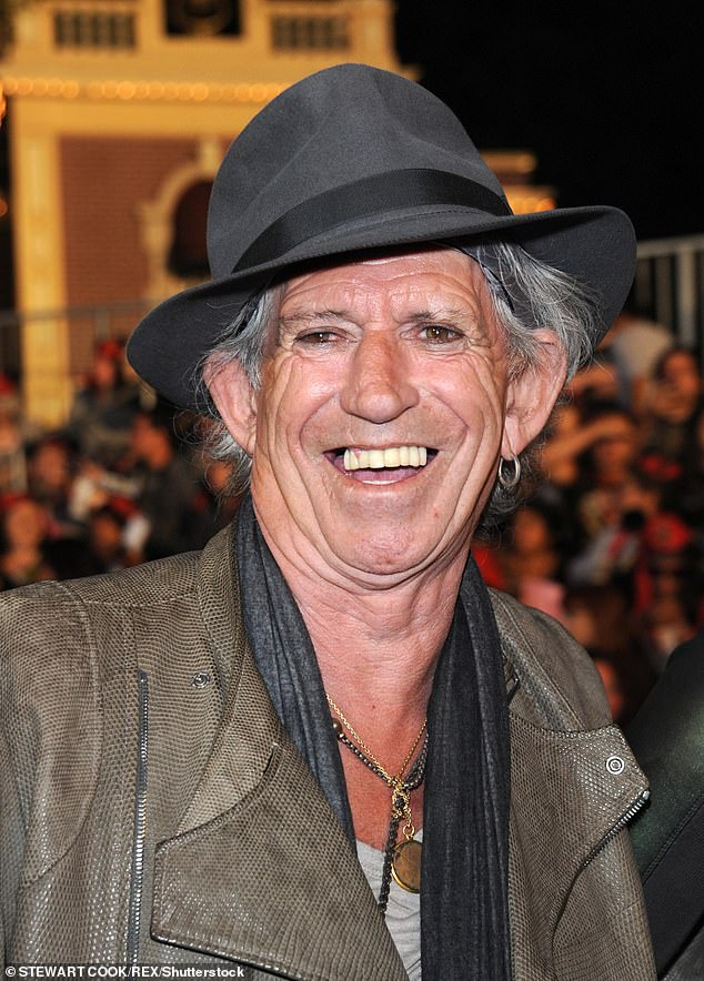 It's just rock n roll: Keith Richards revealed in a recent interview with MOJO Magazine that he's limiting his notorious party lifestyle and saving less alcohol and his beloved cigarettes