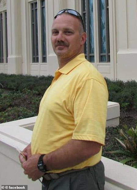 Athletic director Chris Hixon, 49, was also killed shielding students