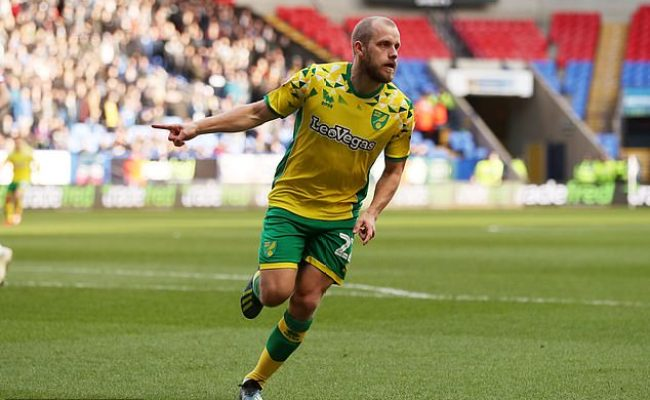 Bolton 4 0 Norwich Teemu Pukki Strikes Twice To Send