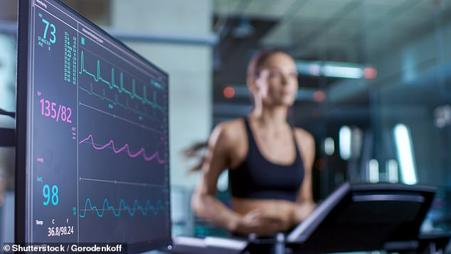 Australians are urged to find out how their 'heart age' to reduce their risk of heart disease, Australia's biggest killer (stock image)