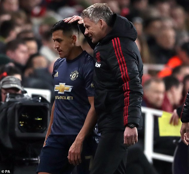 The Norwegian manager believes Sanchez is ready to unleash all of his talent at once  You will not believe what Solskjaer compared Manchester United star to – Possible Line up For Man u Vs Chelsea 9932700 6714875 image m 69 1550438583689