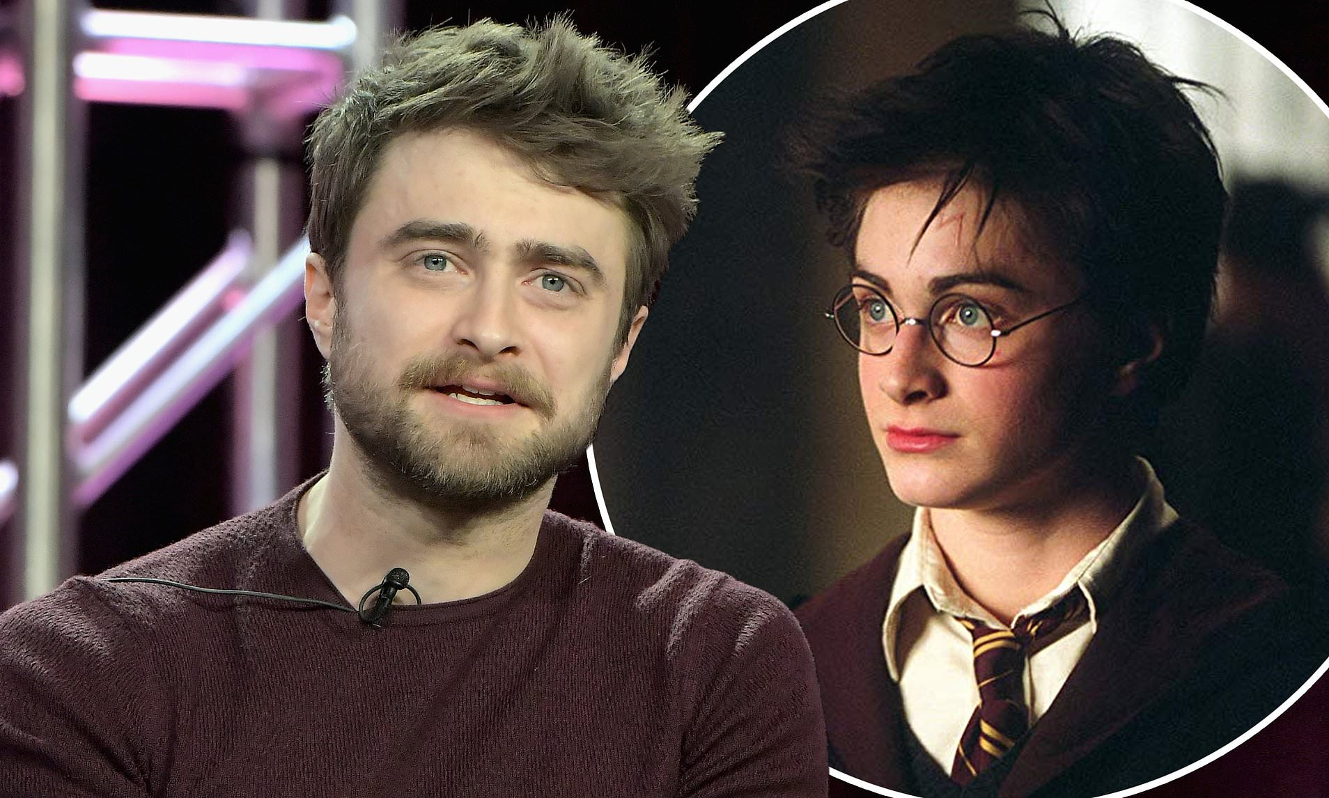 daniel radcliffe admits he turned to