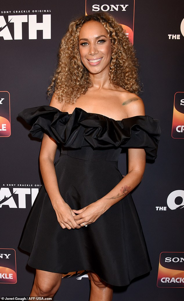 Leona Lewis steps out amid claims she's 'being lined up as X Factor