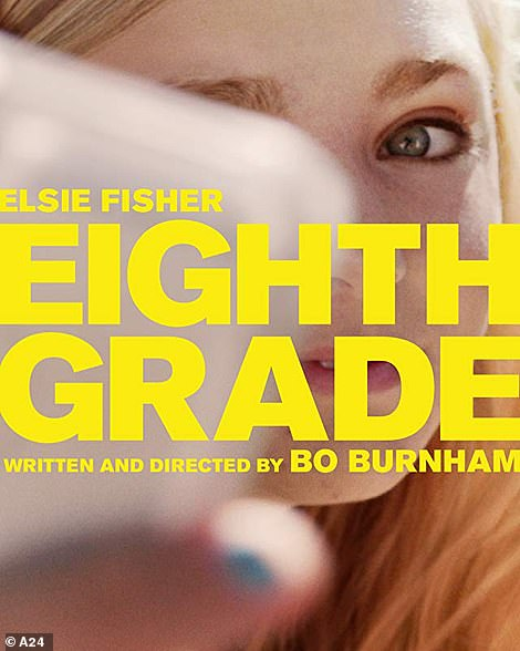 Street cred:axine isn't just a blockbuster queen; she has also been Photoshopped into plenty of indy film posters, including Eighth Grade