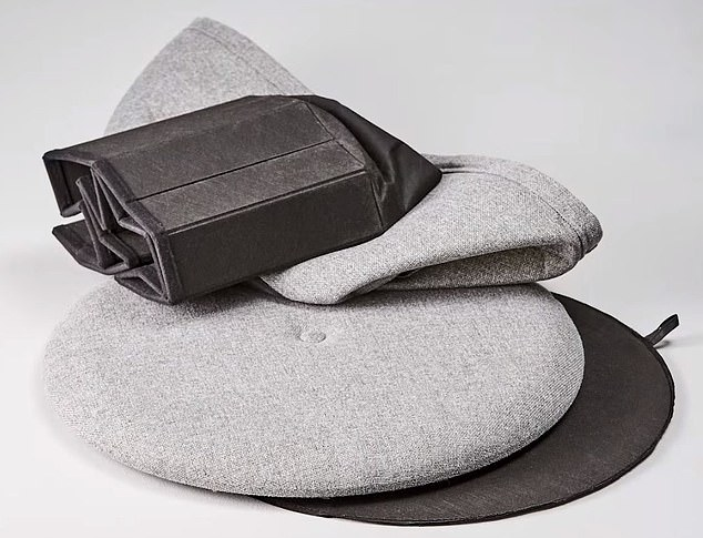 Not only does it provide a perfect storage solution but it's also collapsible making it easy to pack away