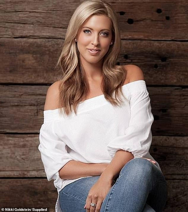 Sydney sexologist Dr Nikki Goldstein (pictured) has offered her expertise - as she reveals the five most common questions she gets asked daily - and how to deal with them