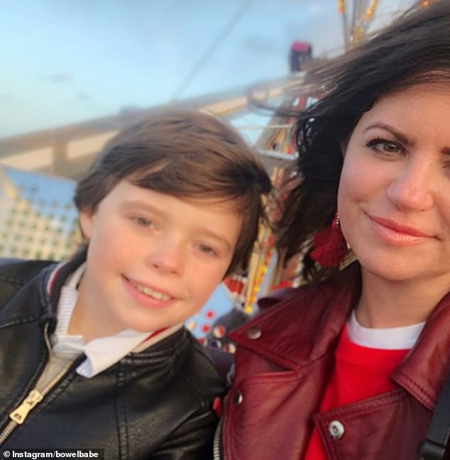 The ten year old bravely acknowledged that if his mother lost her battle to cancer, he would be 'affected greatly'