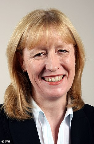 Former Labour MP Joan Ryan, Enfield North