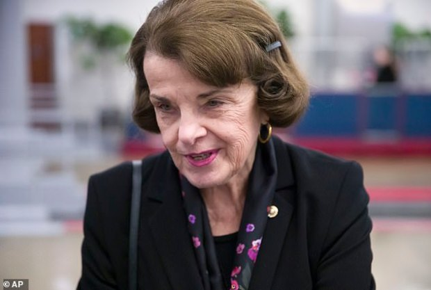 Democratic Sen. Dianne Feinstein told DailyMail.com that Cohen ¿ who pleaded guilty to lying to Congress ¿ appeared credible to lawmakers and apologized on Tuesday
