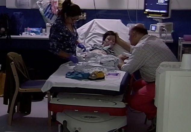 The latest episode of 24 Hours in A&E saw Jeremy, four, who is blind and has a series of chronic health conditions, rushed into A&E when he struggled to breathe. Viewers were left 'in tears' at his story - and his parents' honesty on what it's like to live with a severely disabled child