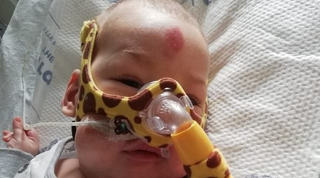 Doctors warn Haris has just months to live and will definitely not see his first birthday without treatment.The NHS funded a life-saving SMA treatment called Spinraza up until last November. However, NICE stopped recommending the drug on NHS England last summer, claiming its cost is 'too high for it to be considered a cost-effective use of resources'