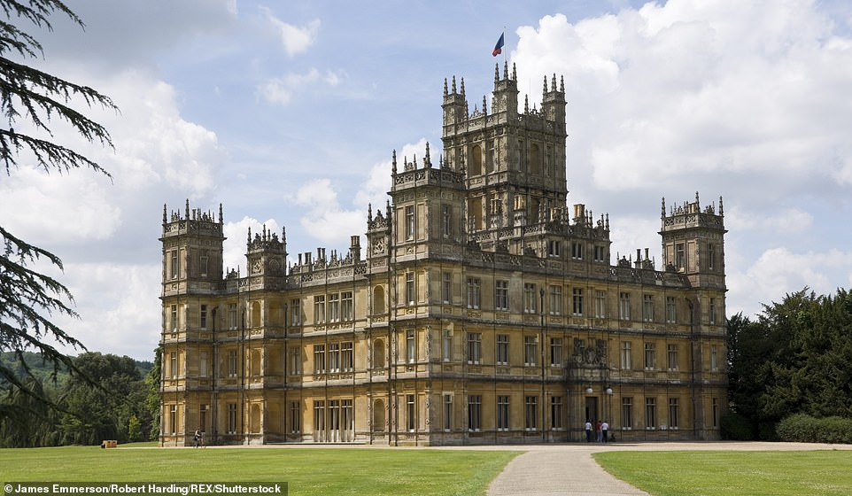 Transcendent Travel is offering a one-week tour taking people to UK film sets, with the trip priced at $6,495 (£4,883). The itinerary includes a visit to Highclere Castle in Hampshire, the set of Downton Abbey