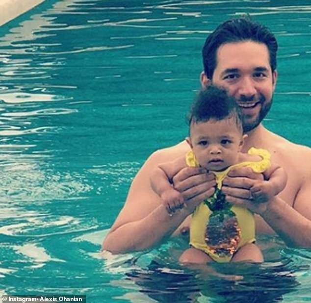 Groundbreaking: Dove Men+Care announced its new pledge and a fund for paid paternity leave. They teamed up with Serena Williams' husband, Alexis Ohanian to promote it