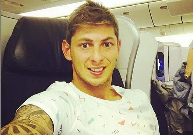 A series of WhatsApp messages have shown that Emiliano Sala was not 'abandoned' by Cardiff