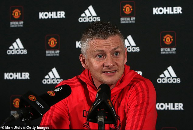 Ole Gunnar Solskjaer has claimed it would be 'strange' if he was not given the job this summer