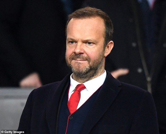Solskjaer has been in discussions with United chief Ed Woodward over player recruitment  EPL: SOLSKJAER SPEAKS ABOUT STAYING AT MANCHESTER UNITED PERMANENTLY OR NOT 10471230 6762177 Solskjaer has been in discussions with United chief Ed Woodward  m 24 1551474538076