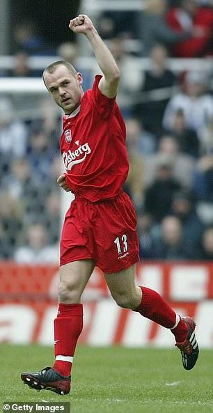 Danny Murphy war ein Liverpooler Saisonkartenhalter, der schließlich sechs Trophäen für seine Jugendhelden gewann
