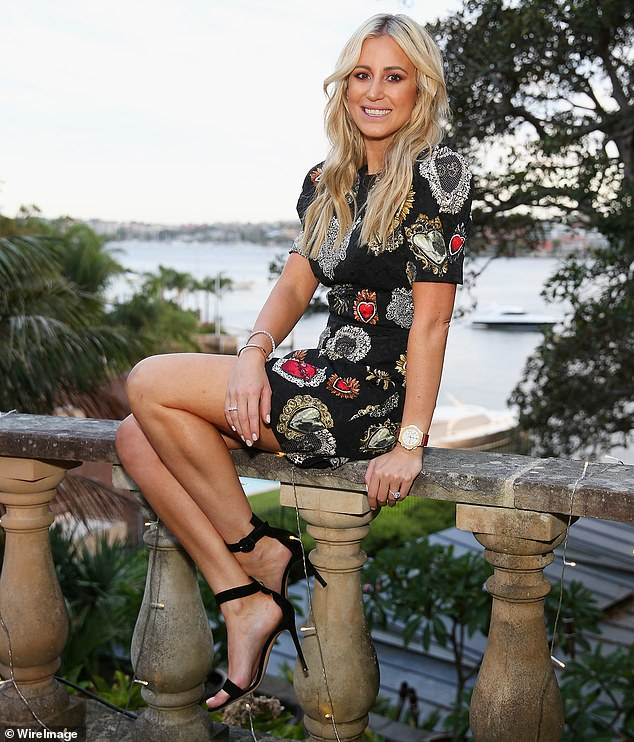 Roxy Jacenko (pictured) and her firm PR Sweaty Betty provided services for Upper East Side worth $10,102