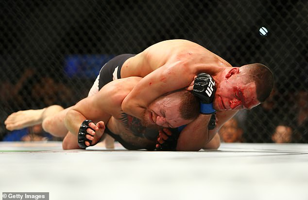 Conor McGregor has been reflecting on his first defeat in the octagon against Nate Diaz