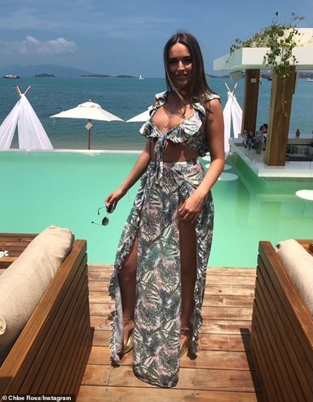 Newbie:TOWIE bosses have confirmed that Chloe Ross will be joining the new series, and she already appears to be ruffling feathers