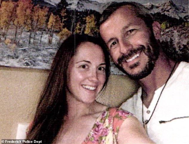 Mistress: Shanann believed that Watts was having an affair long before that day, but it had been confirmed by a recent credit card charge (Watts and his mistress Nichol Kessinger above in July)