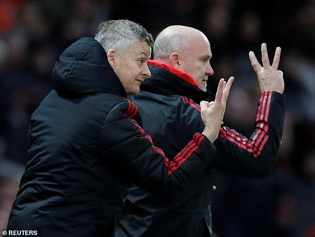 Phelan (R), too, has been instrumental in drumming old-school United values into the players