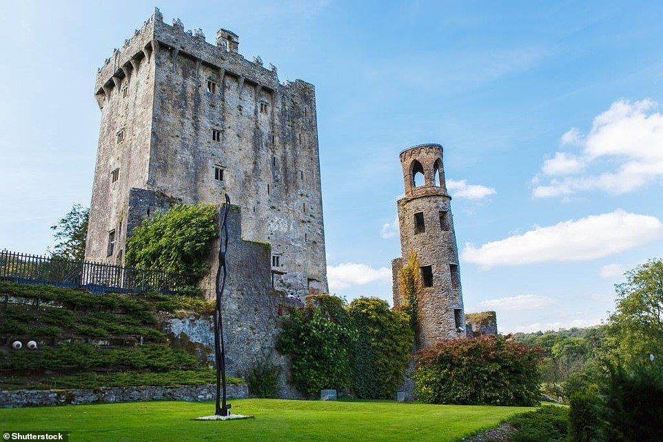 Blarney Castle is the home of the Blarney Stone. Millions have flocked here over the centuries to kiss the Stone of Eloquence at the top of the 15th century tower, built by the King of Munster. It is said that those who kiss it will never be lost for words