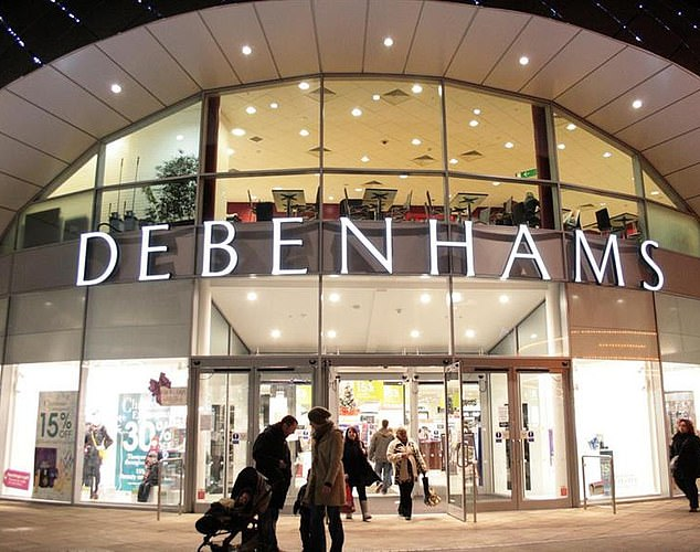 Dropping fast:In-store retailer sales were down 3.7 per cent on February last year, according to BDO