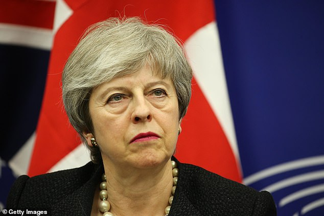 She has now hopes to go to Parliament for a meaningful vote this evening to gain MPs' support after her last attempt was voted down by a historic margin of 230 votes less than a month ago