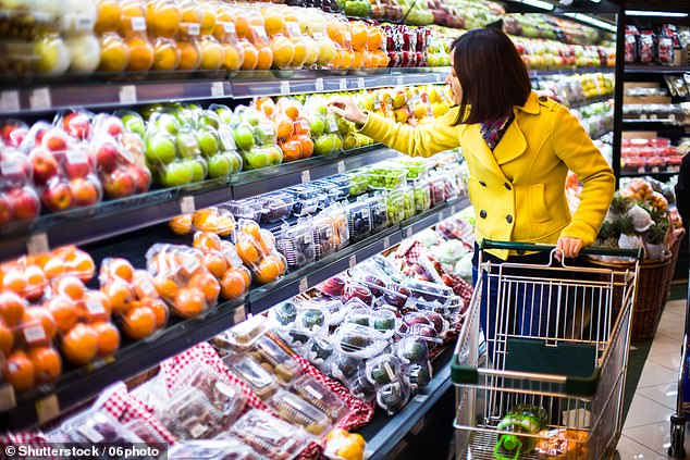 Marks & Spencer's plan will put him head-to-head with Waitrose with whom he collided in a price war of words. M & S insists that the recent price cuts introduced mean that average product prices are now cheaper than its high-end competitor [File photo]