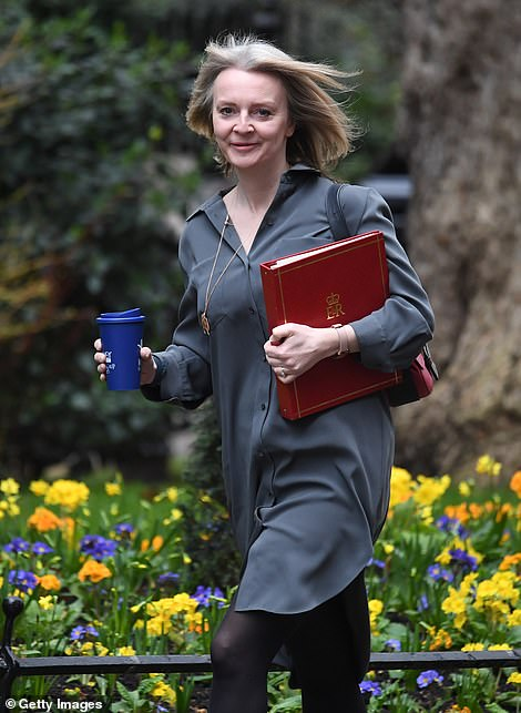 Chief Secretary to the Treasury Elizabeth Truss