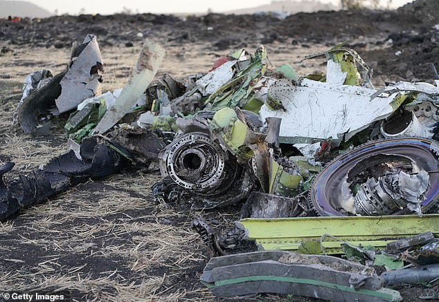 Ethiopian Airlines chief executive Tewolde Gebremariam said the pilot had sent out a distress call and was given the all-clear to return to the airport