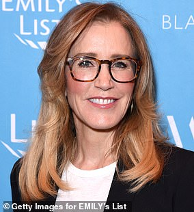 Felicity Huffman is accused of paying a $15,000 bribe to get her oldest daughter Sofia into USC