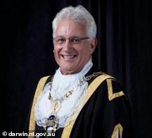 Darwin Lord Mayor Kon Vatskalis said people were too easily offended