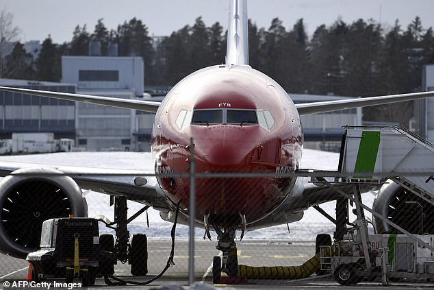 Australia, New Zealand, Singapore, Oman, France, Ireland, India, United Arab Emirates, and Kuwait, did so too. Turkish Airlines and Norwegian Airlines (pictured) have ditched the planes
