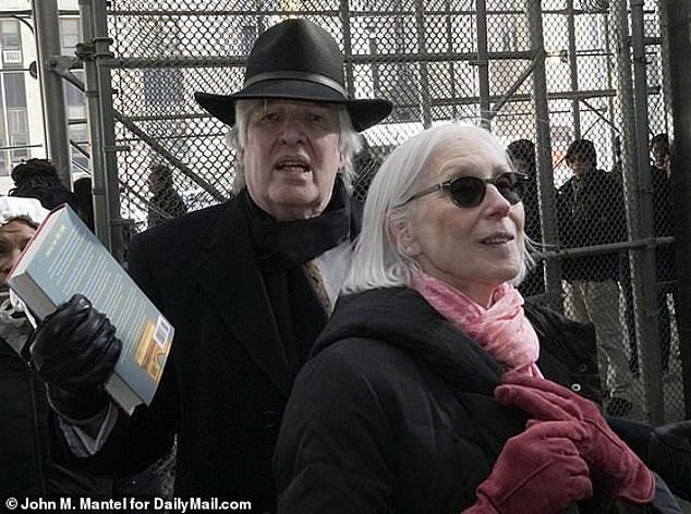 Covlin hatched plots to kill his parents David and Carol Covlin at their home in Scarsdale, NY