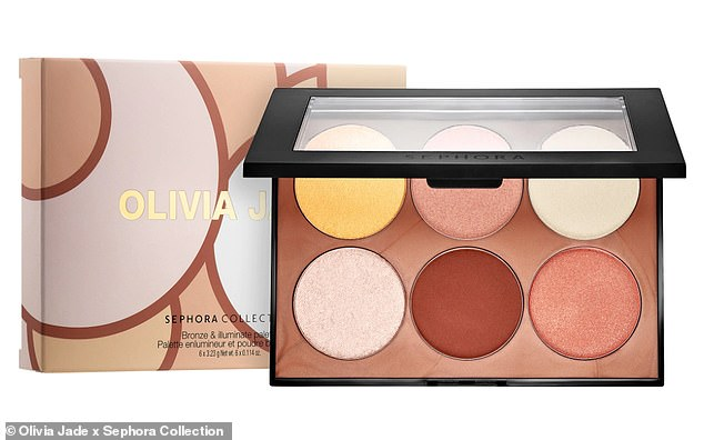 Success? It's unclear how well her palette was selling before controversy broke out however the social media star was more than happy to plug it on YouTube and Instagram